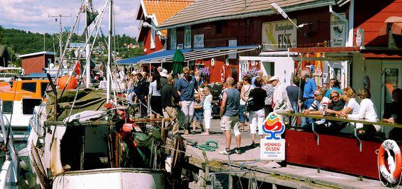 Nevlunghavn Brygge