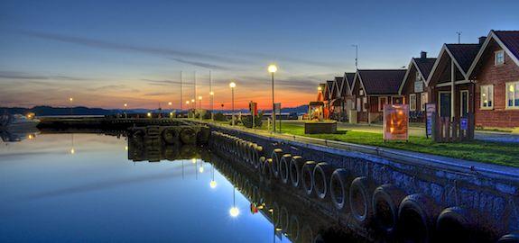 Helgeroa Marina
